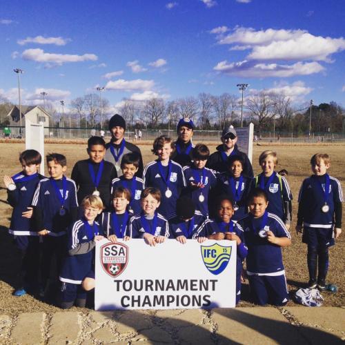 05 Boys Champions - Starkville Frostbite