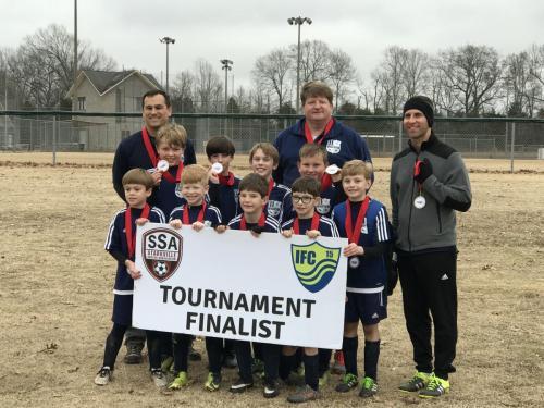 '09/08' Boys - Frostbite 2018 Finalists